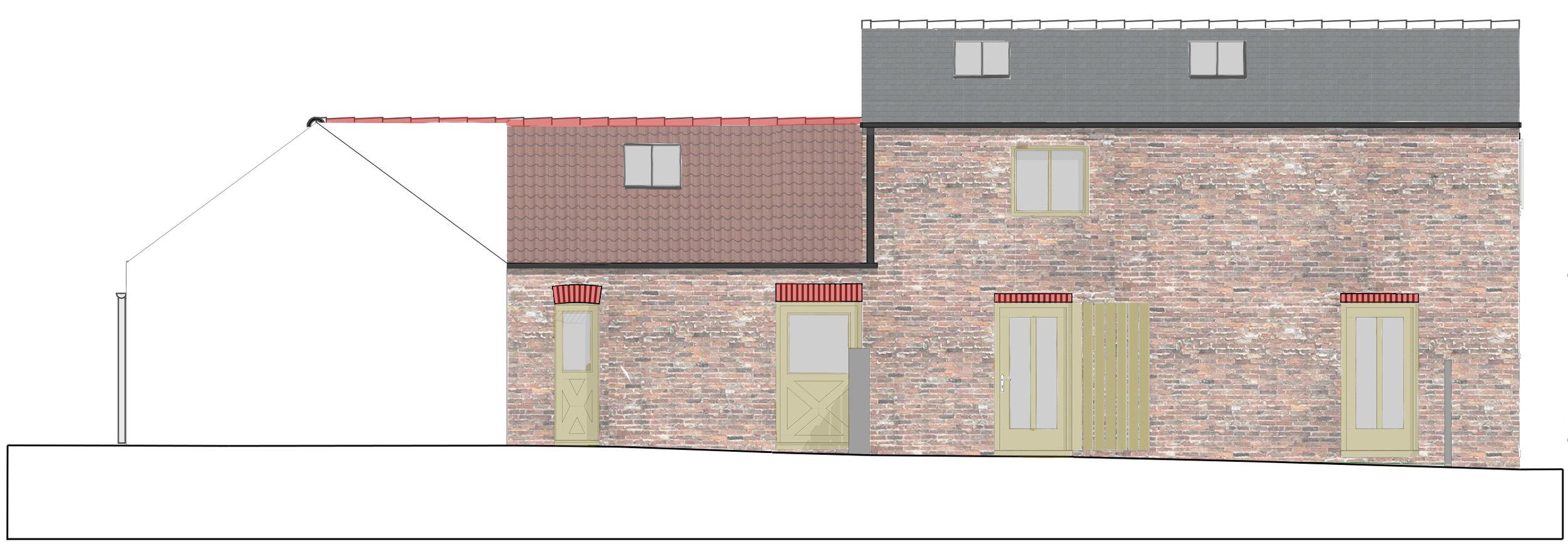 Proposed Redundant Building Conversion