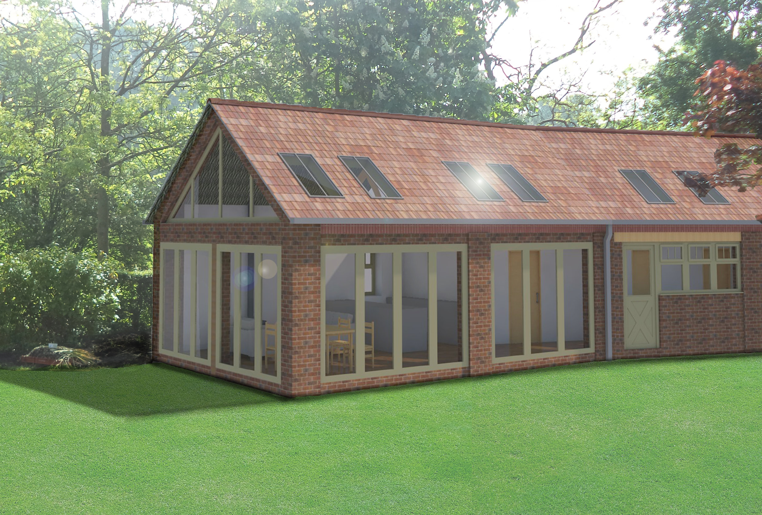 New Building Dwelling Approved in Open Countryside