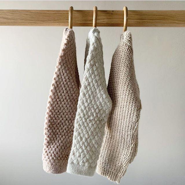 SEPTEMBERS 🕊 it's definitely season for knitwear 🕊 photo @woolandcream #septembers #knitwear #woolandcream #everlasting