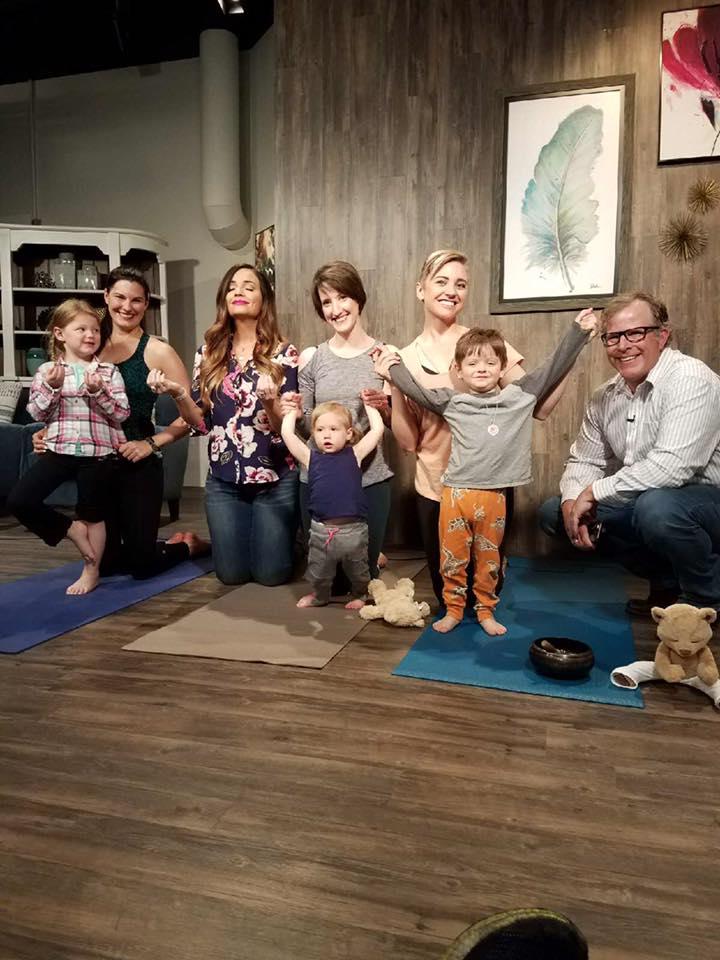 amanda jones kids yoga kutv tv