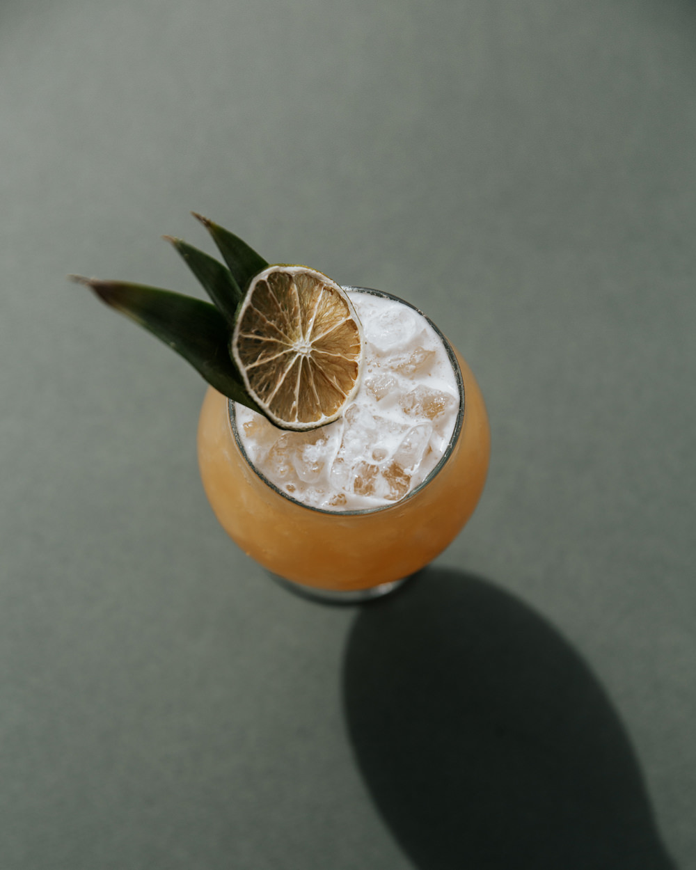 Sarsaparilla - Amen Break - 1 oz Appleton Signature Rum½ oz Plantation OFTD Rum½ oz Gran Classico1 ½ oz pineapple juice¾ oz lime juice½ oz rosehip syrup2 dashes of SarsaparillaCombine all ingredients in cocktail shaker. Shake with ice. Strain into chilled Tulip glass over crushed ice. Garnish with a lime wheel and pineapple fronds.