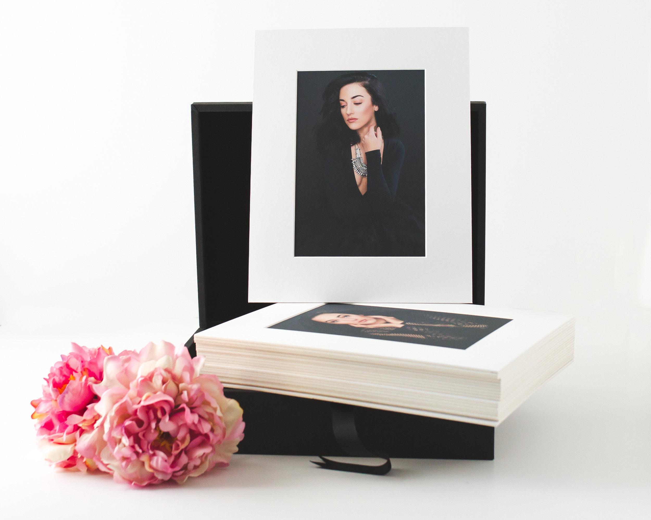 PixL-Photography Folio Box