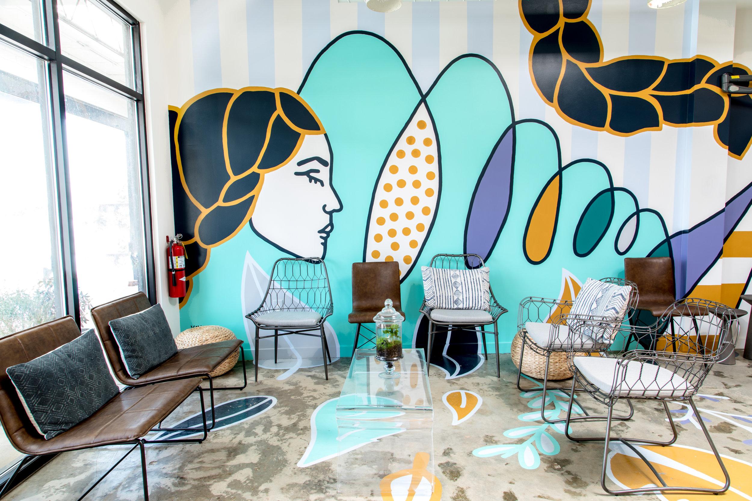 900 DeKalb Ave NE suite 400, Atlanta, GA 30307, USA ( Creature Studio  | Photos by  Raymond McCrea Jones )
