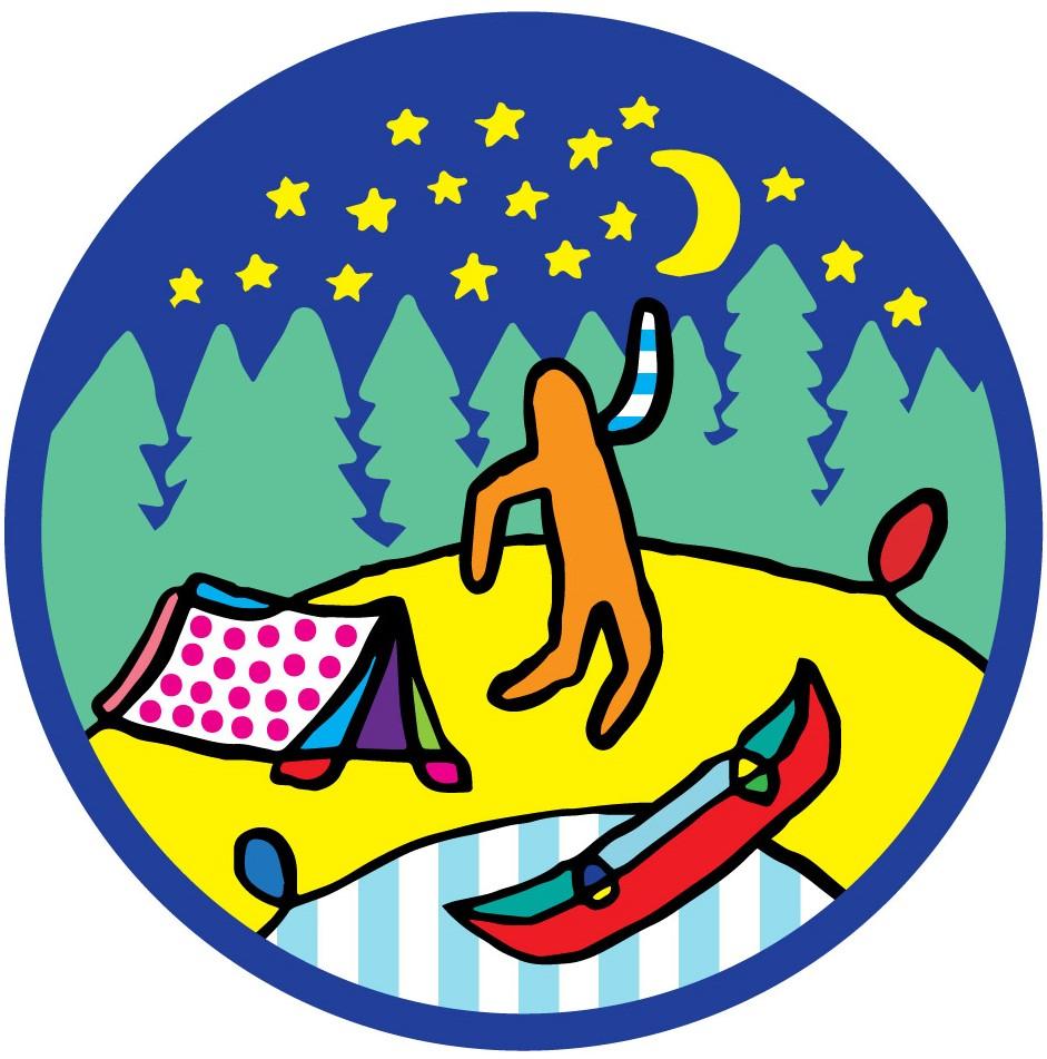 Sticker design for  REI , 2018