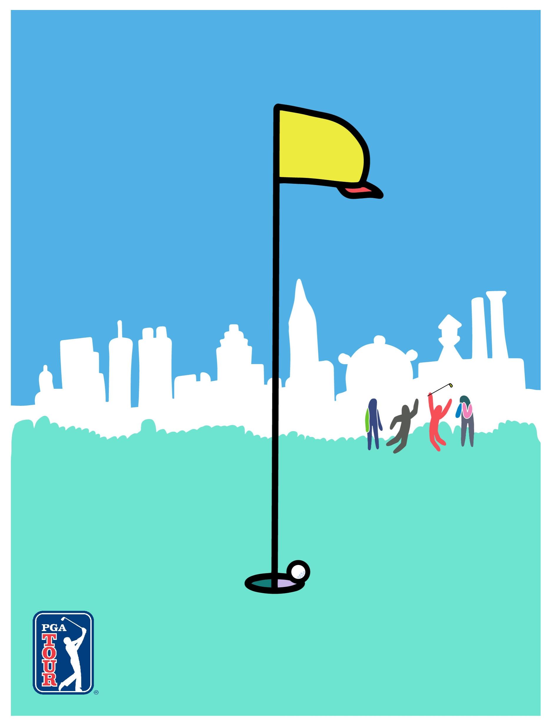 PGA Tour    # 2 , 2018