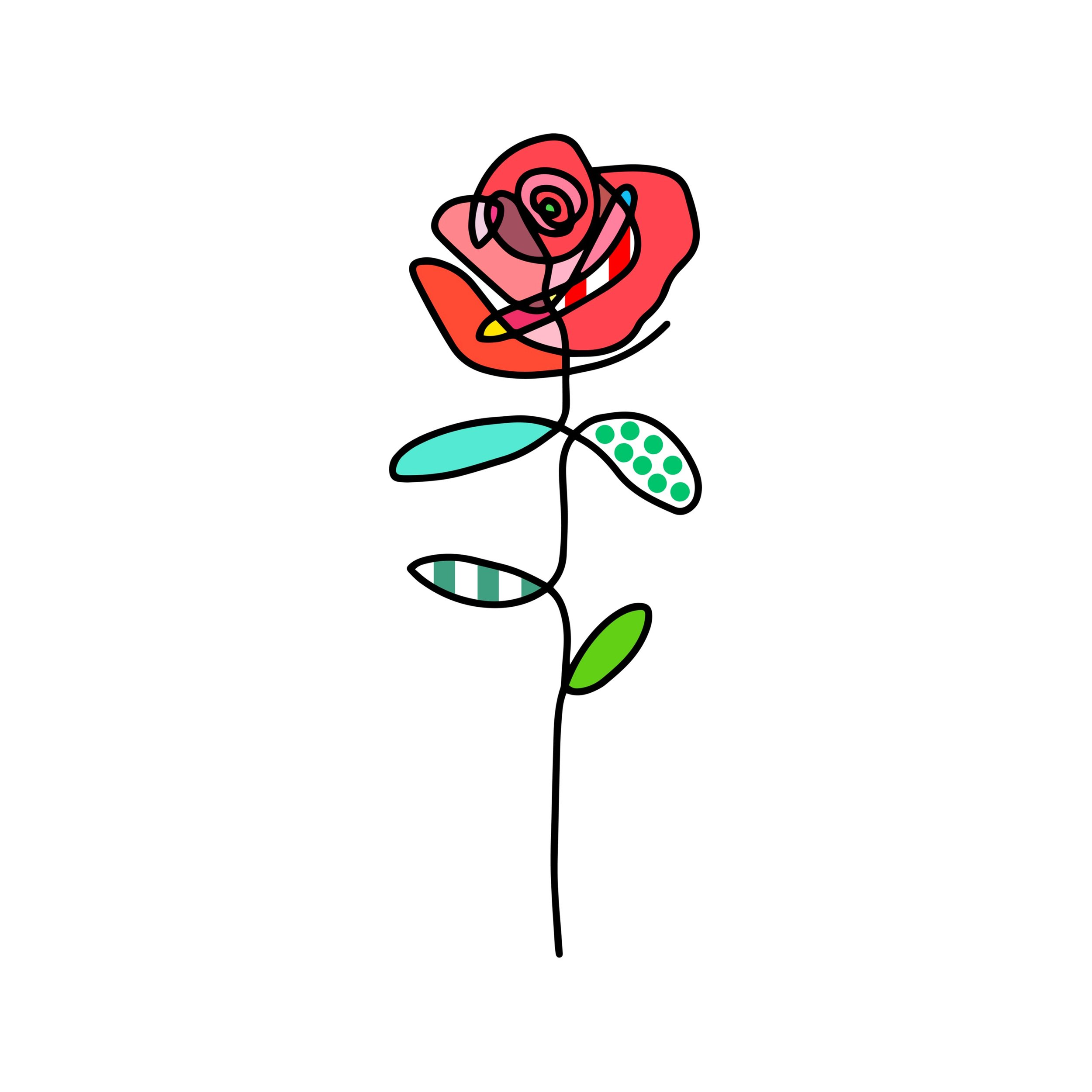 Flower # 2 , 2018   BUY PRINT