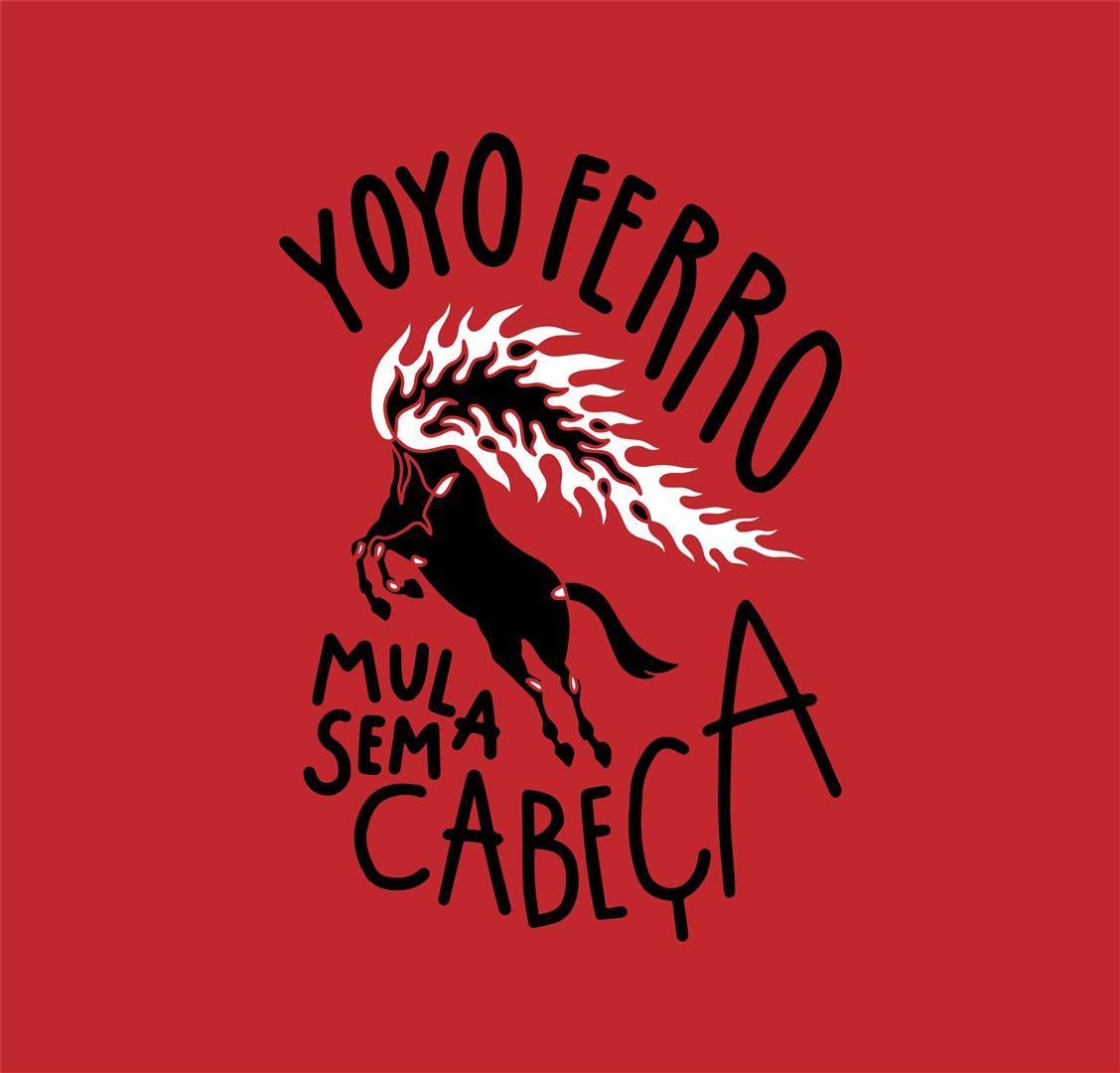 """""""Mula Sem Cabeça"""" (Headless Mule) , 2019   BUY T-SHIRT"""
