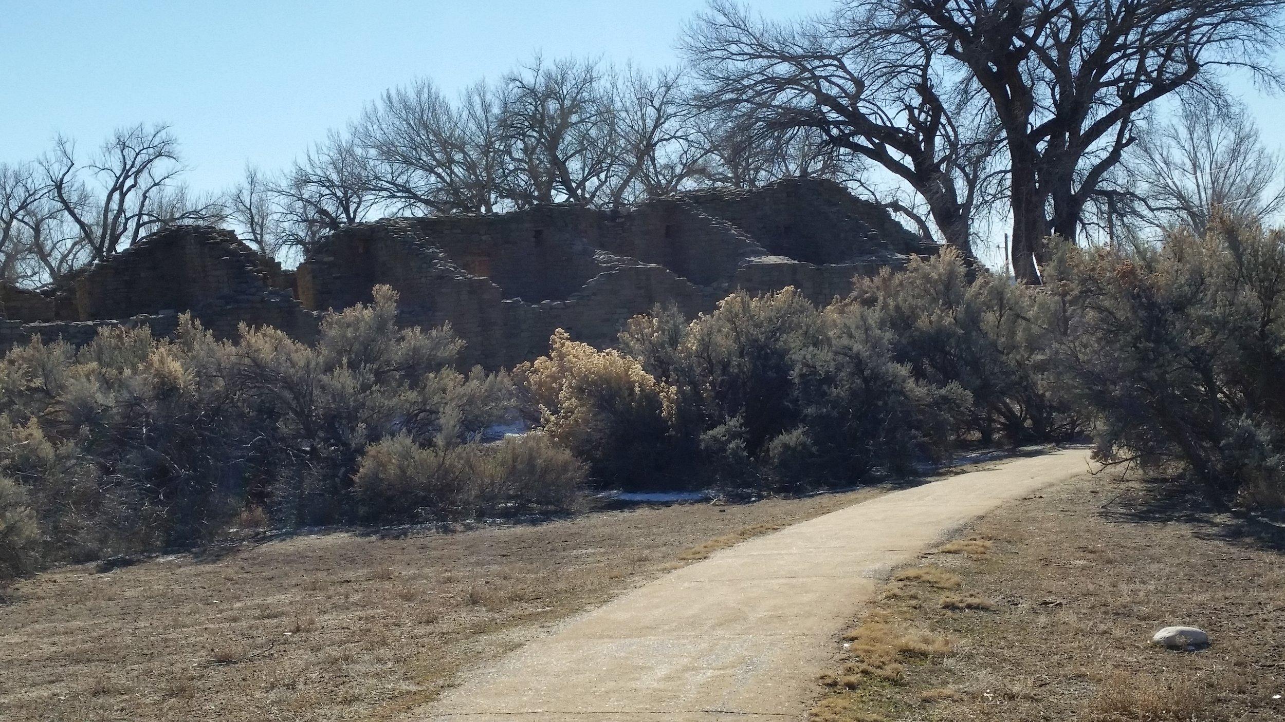 Aztec Ruins, Aztec NM