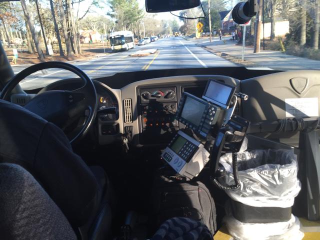 Driver Dashboard