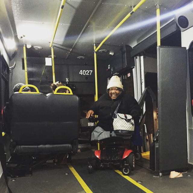 MARTA Mobility Passenger