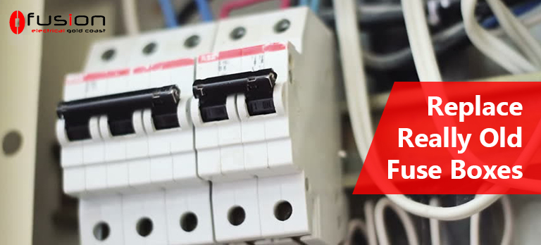 Replace Really Old Fuse Boxes