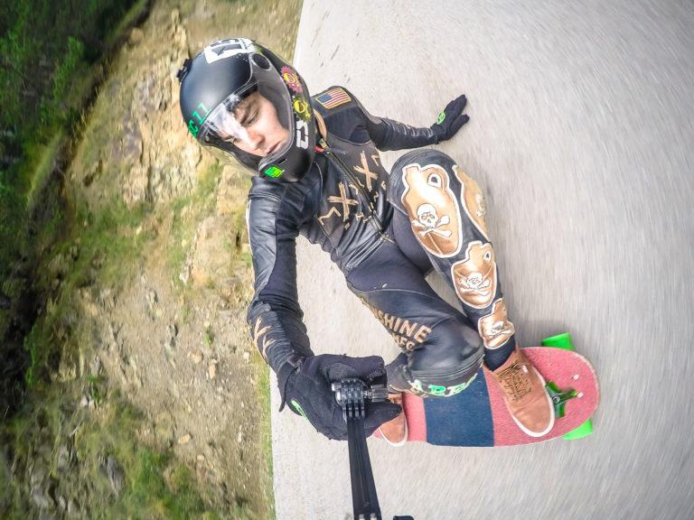 GoPro selfie taken in Spain.