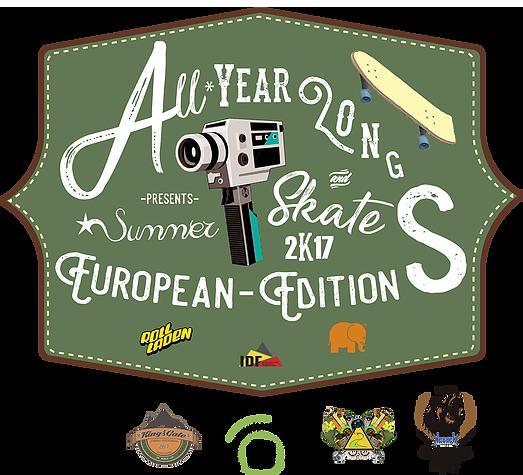 All Year Long Summer Skate 2k17 European Edition