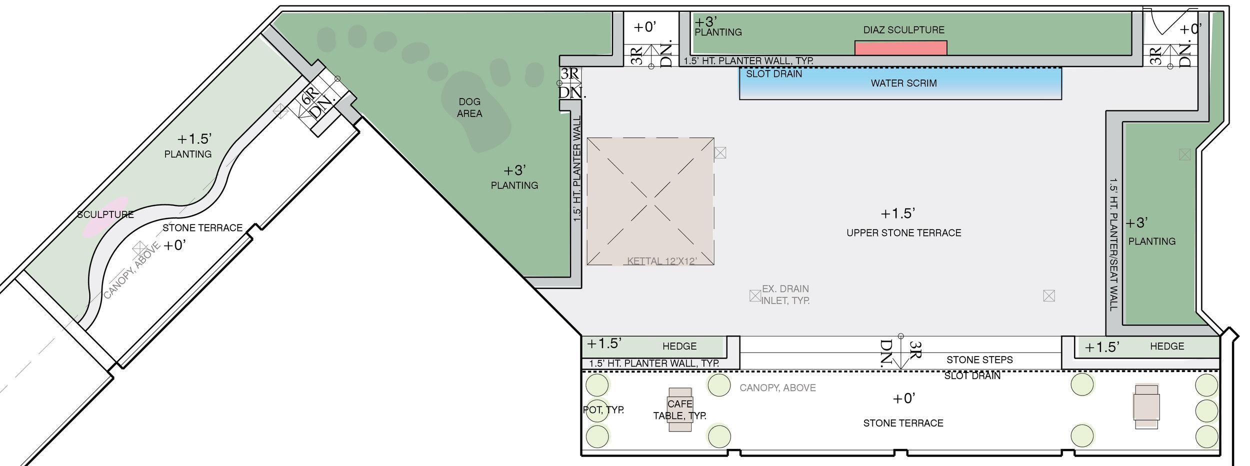 Schematic Design Layout Plan