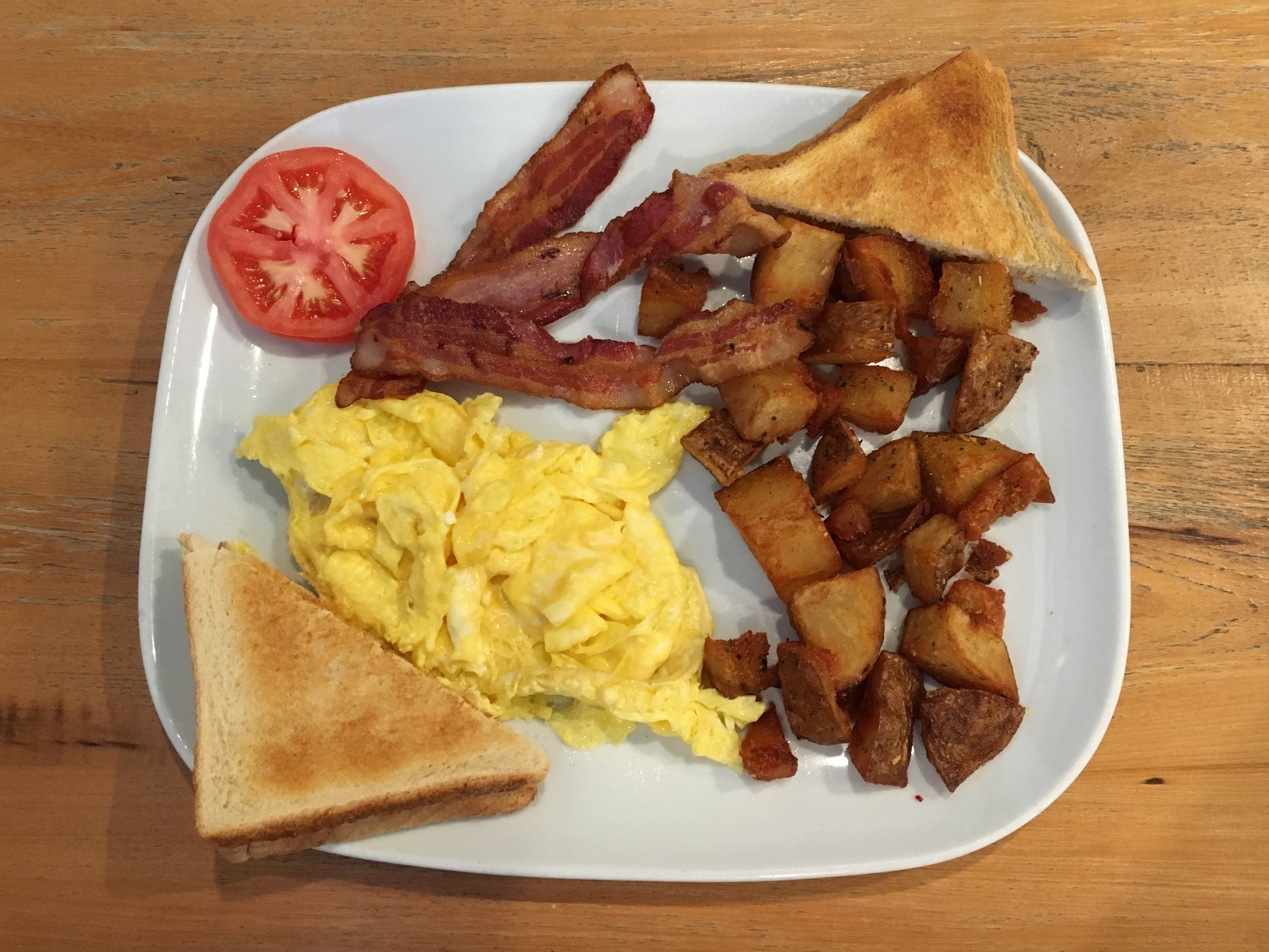 Jian's pick: Frankie's Original Breakfast