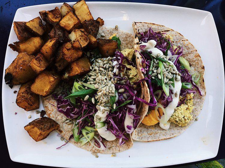 Tatiana's pick: Breakfast Tacos