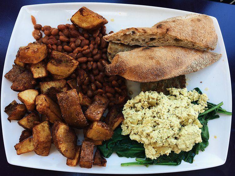 Jian's pick: Full Breakfast