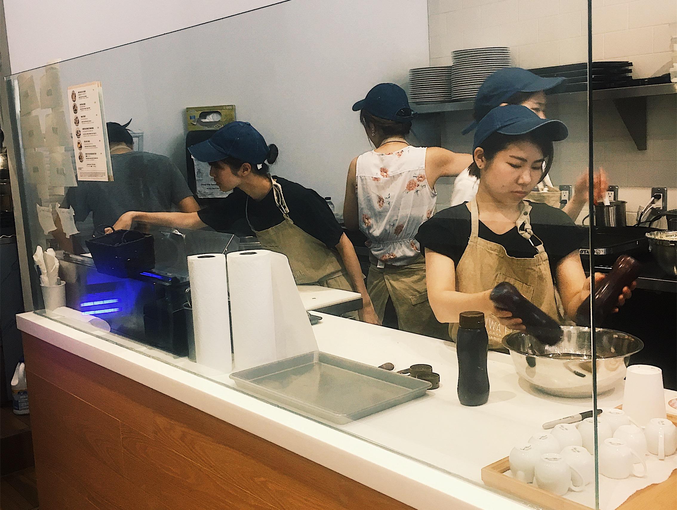 fuwa fuwa pancakes