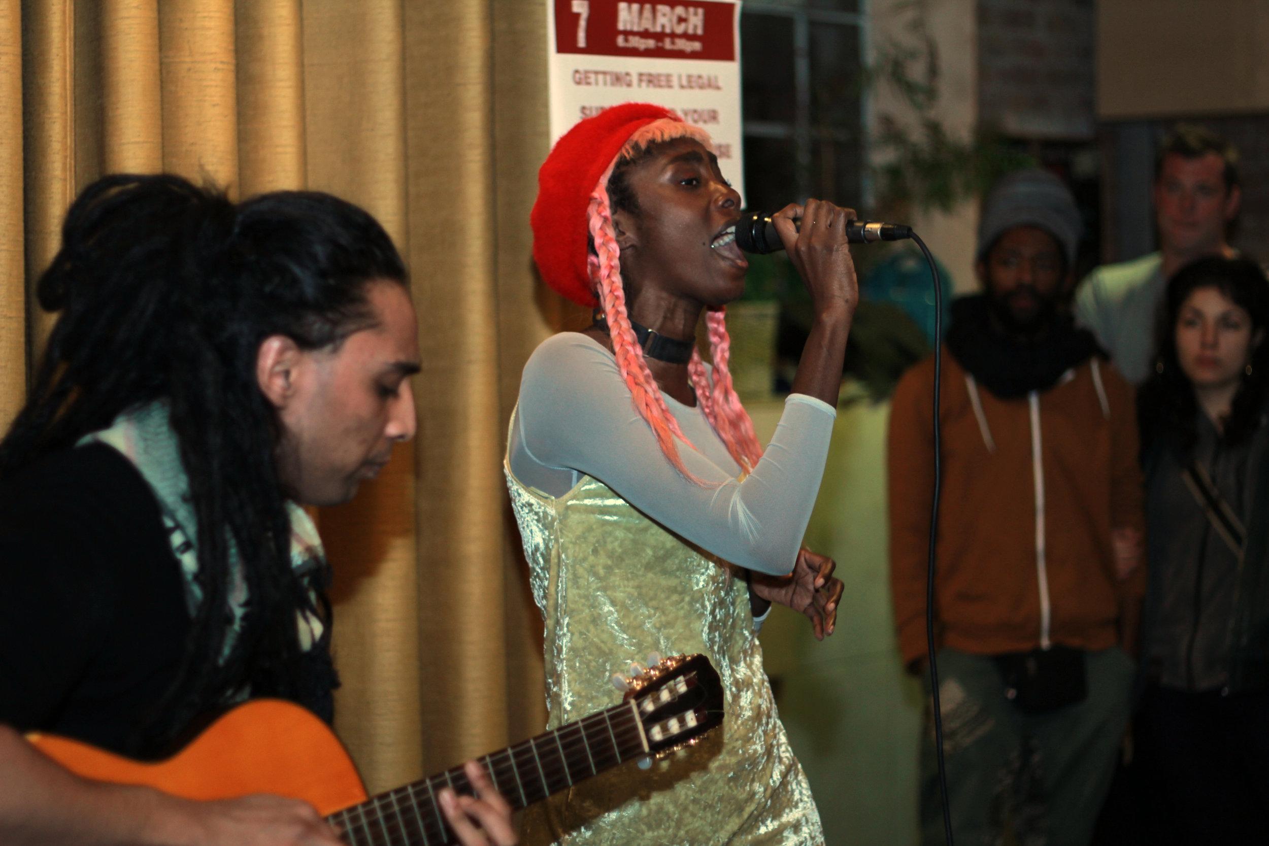 Bridgette & Jamil Ahmed