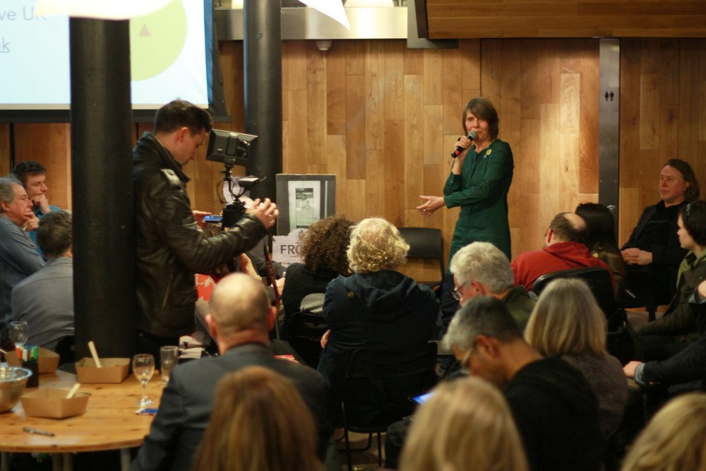 Annabel Macfadyean form  Flatpack Democracy -A DIY guide to creating independent politics