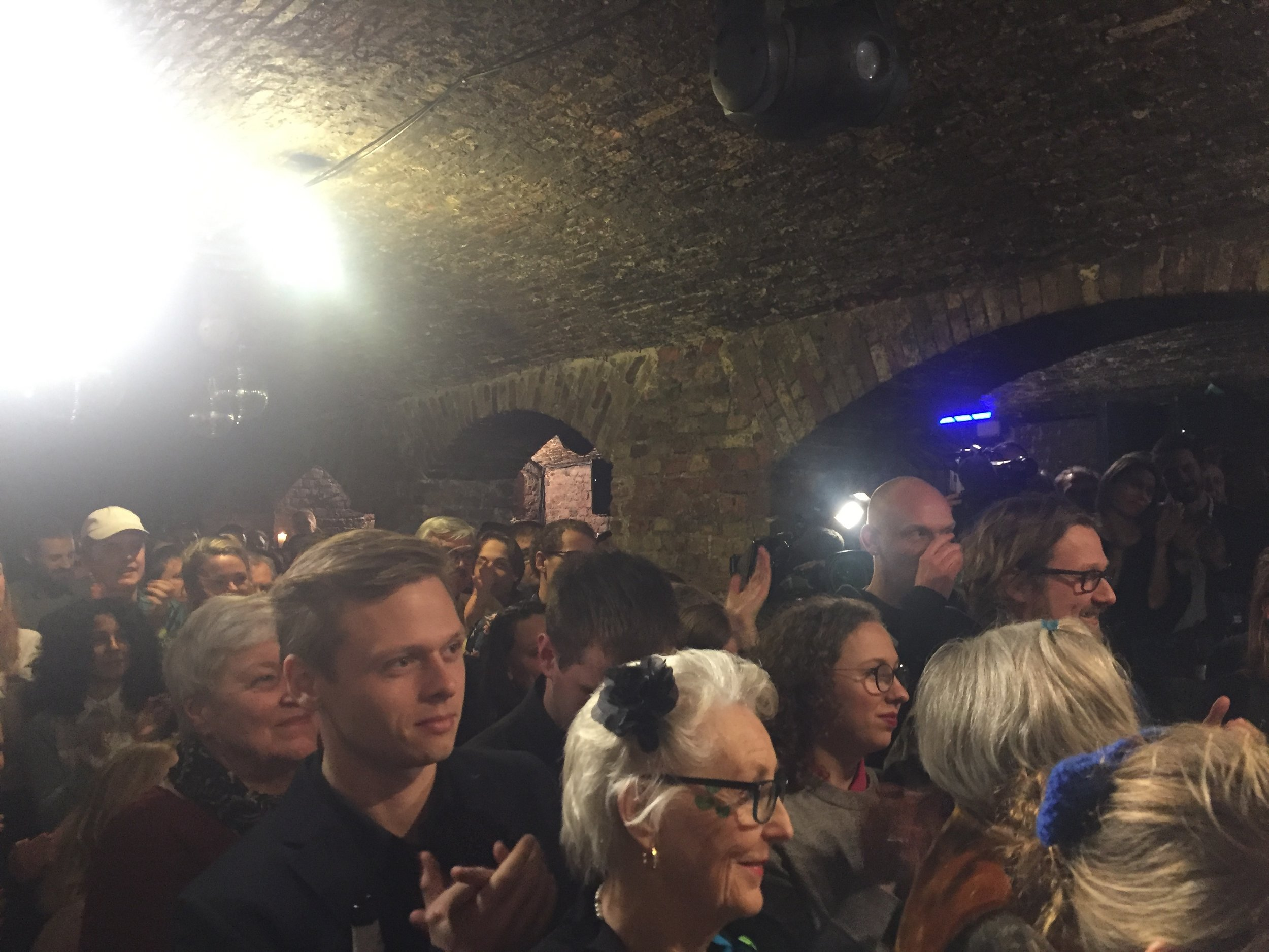 Alternativet's parties always have a cool crowd