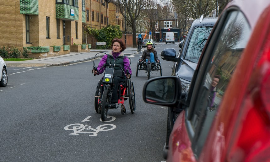 Isabelle Clement of Wheels For Wellbeing