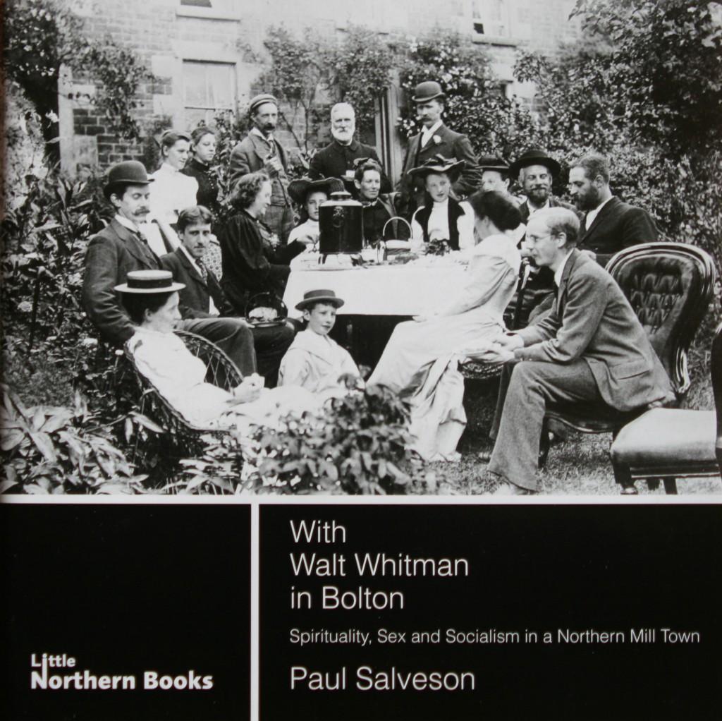 Paul Salveston's book on Whitman and Bolton