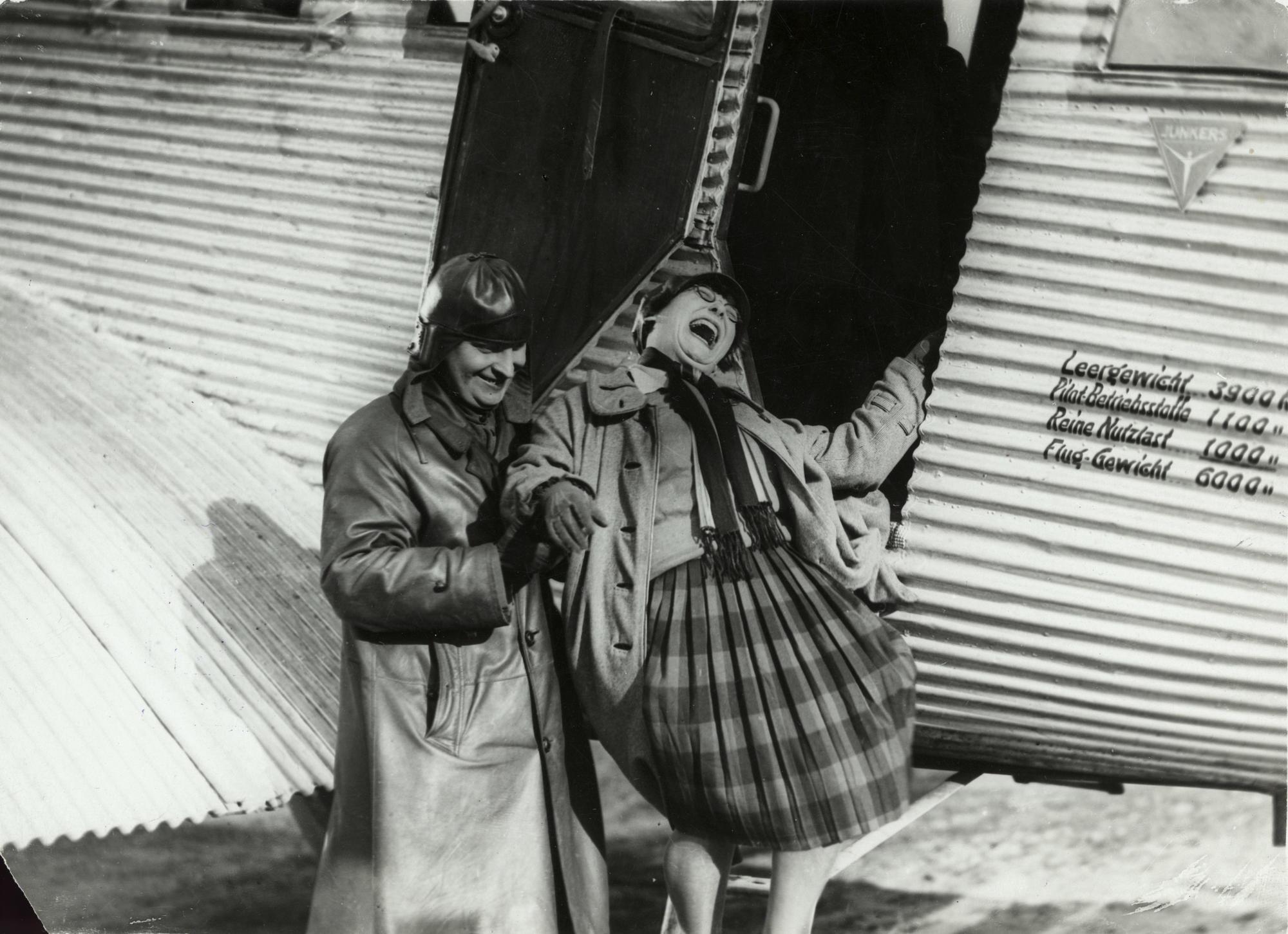 A. Rodchenko and V. Stepanova