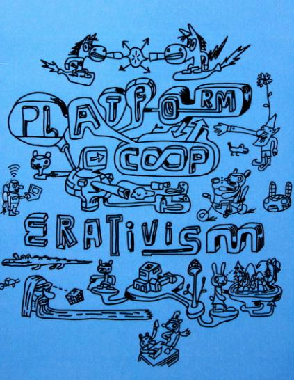 Platform co-operativism