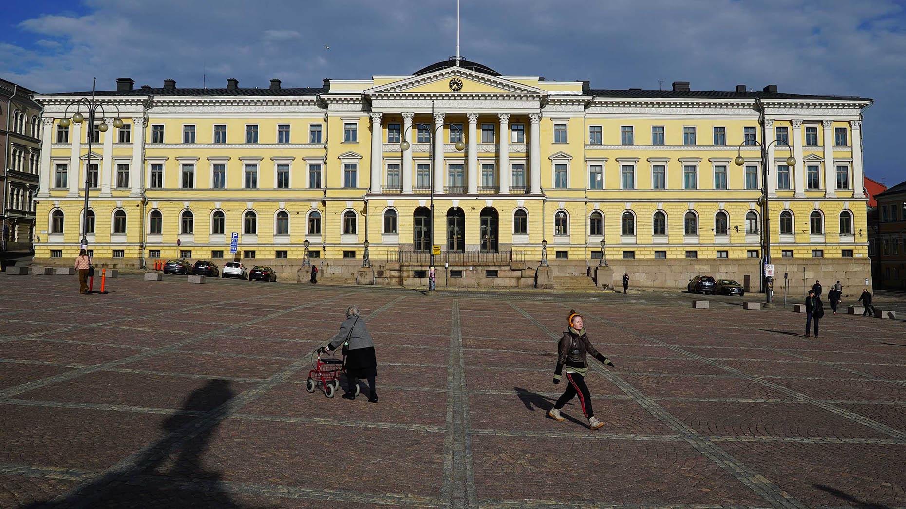 The Finnish Parliament