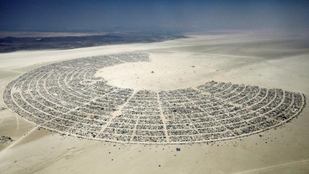 Burning Man community mechanisms
