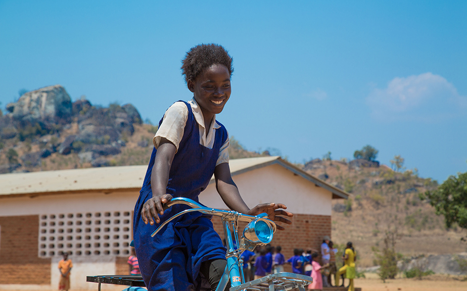 From GirlUp's  SchoolCycle