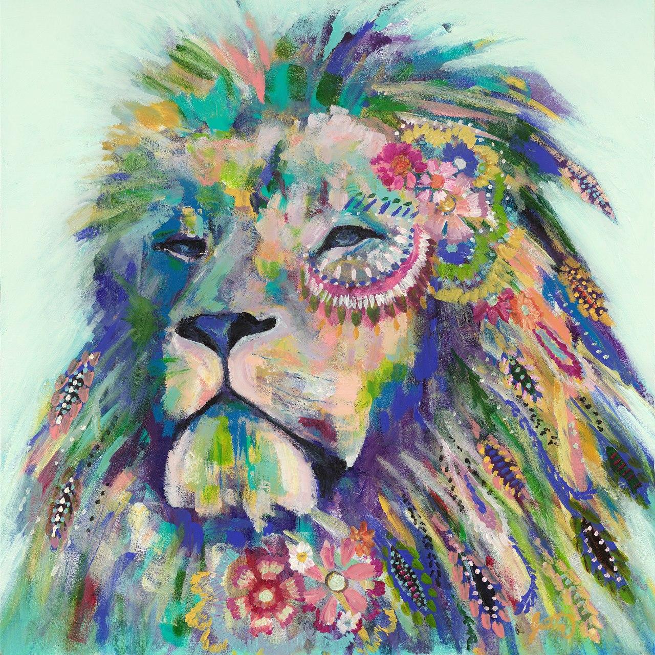 """""""Like a Lion"""""""