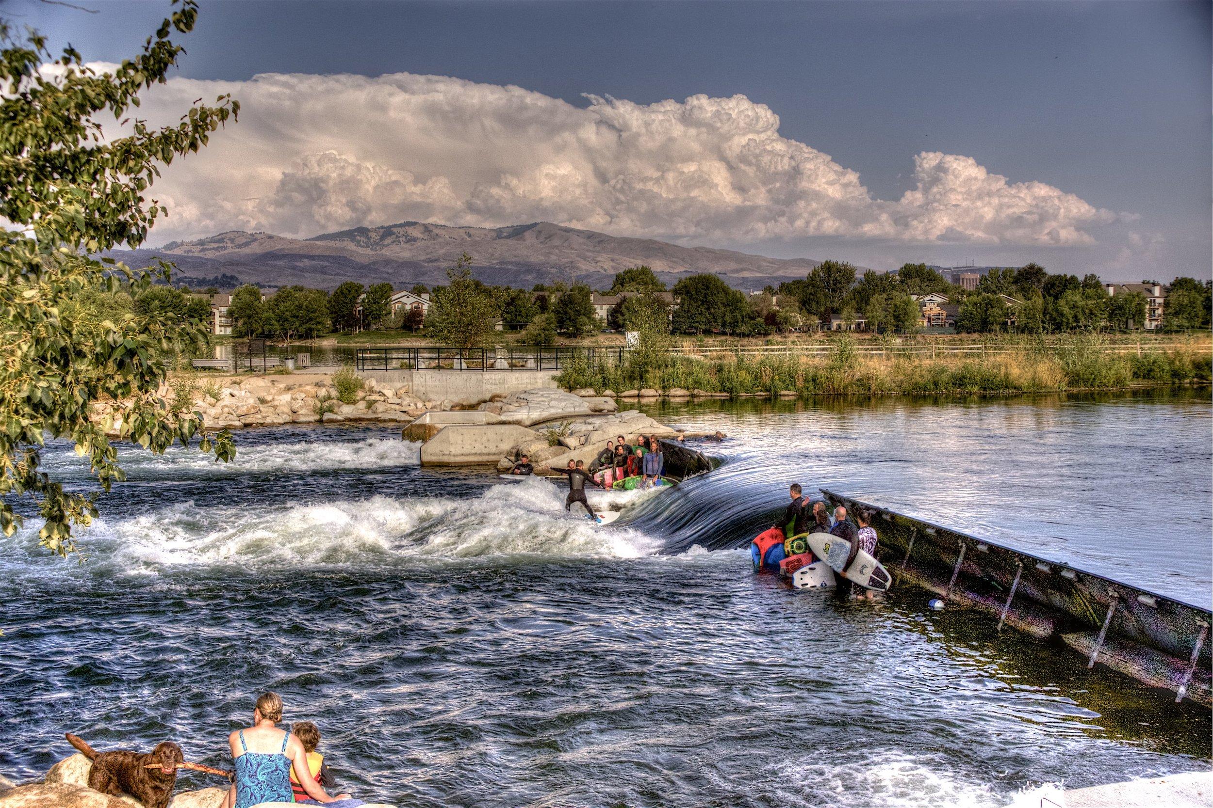 Image courtesy of Boise Convention & Visitors Bureau