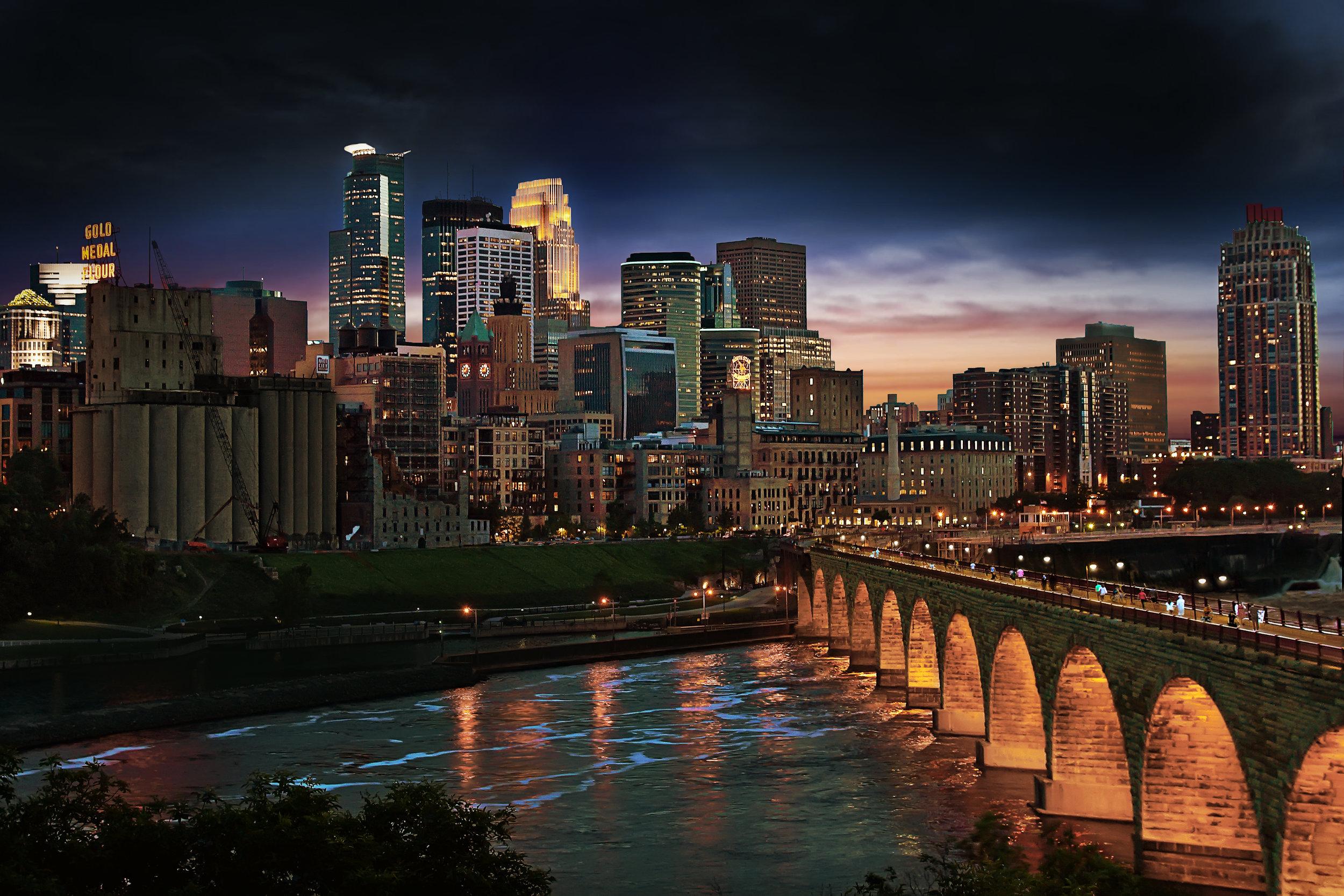 Image courtesy of Dan Anderson,    Meet Minneapolis