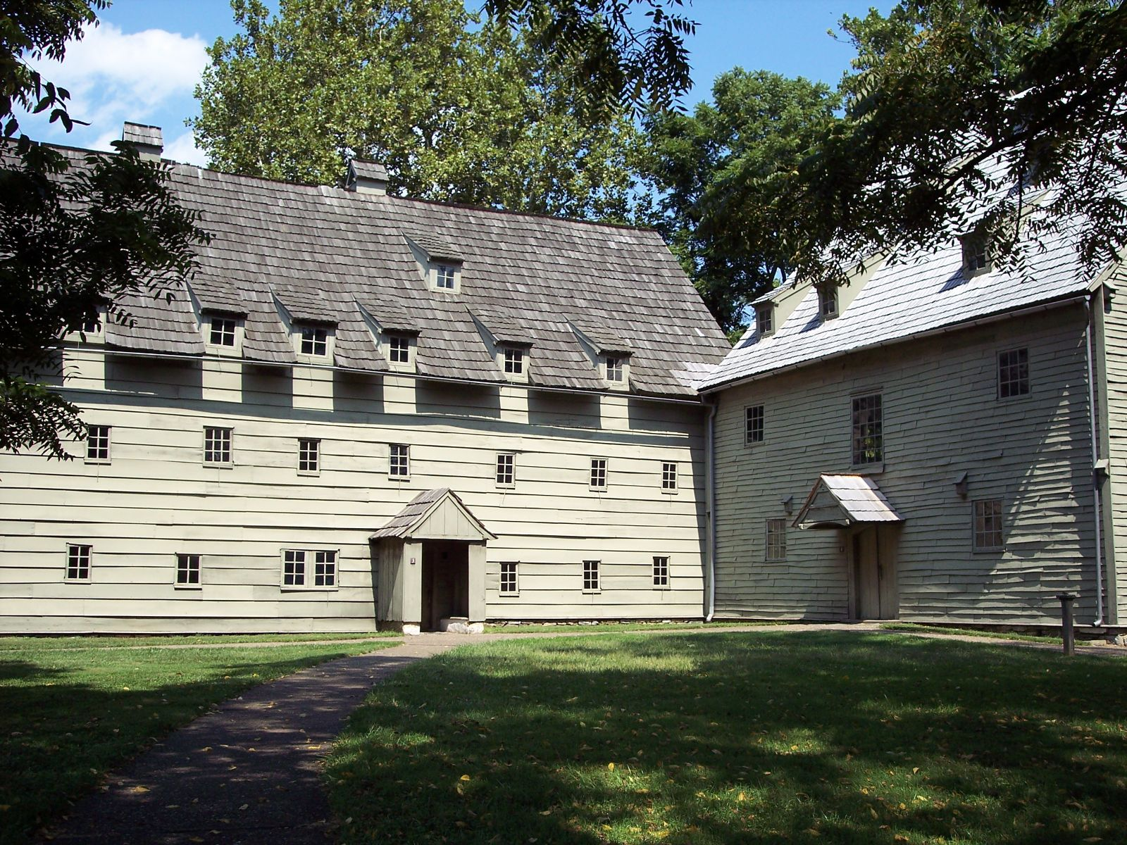 Historic Ephrata Cloister
