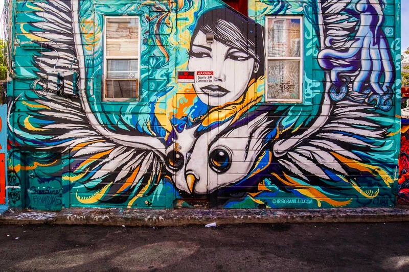 San Francisco Street Art