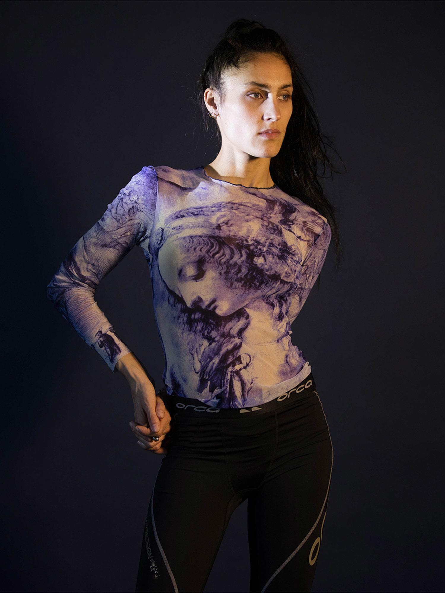 """Copy of """"My Crew"""": Jeanne-Salomé Rochats Netzwerk"""