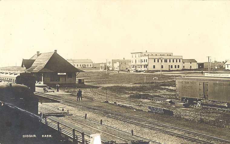 Biggar,Saskatchewan. Wikimedia Commons.