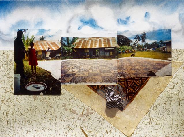 Tonga 10: Making Tapa