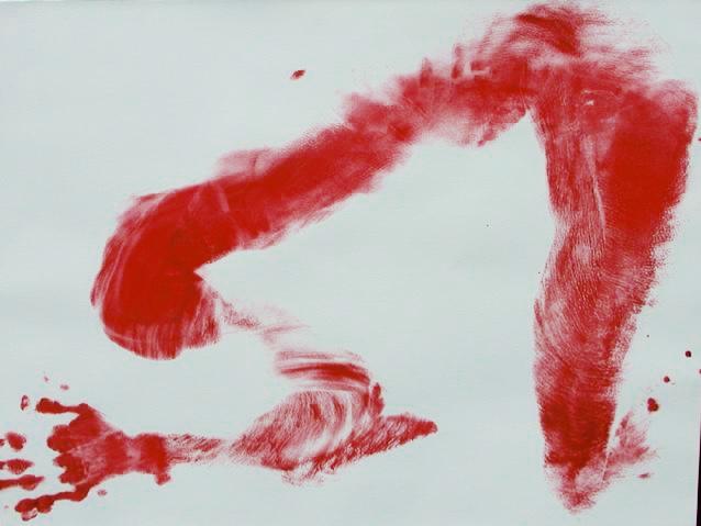 Body Print 3