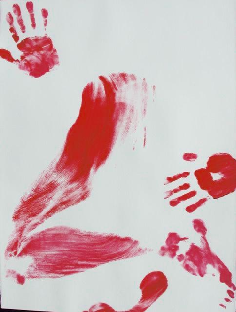 Body Print 4