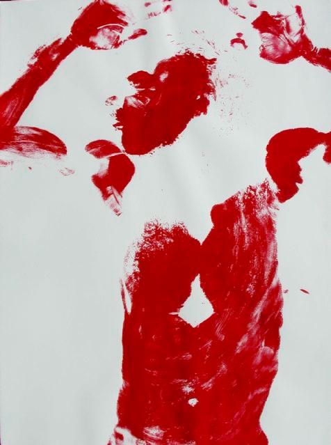 Body Print 6