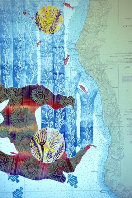 Cape Mendocino, detail  (1991)