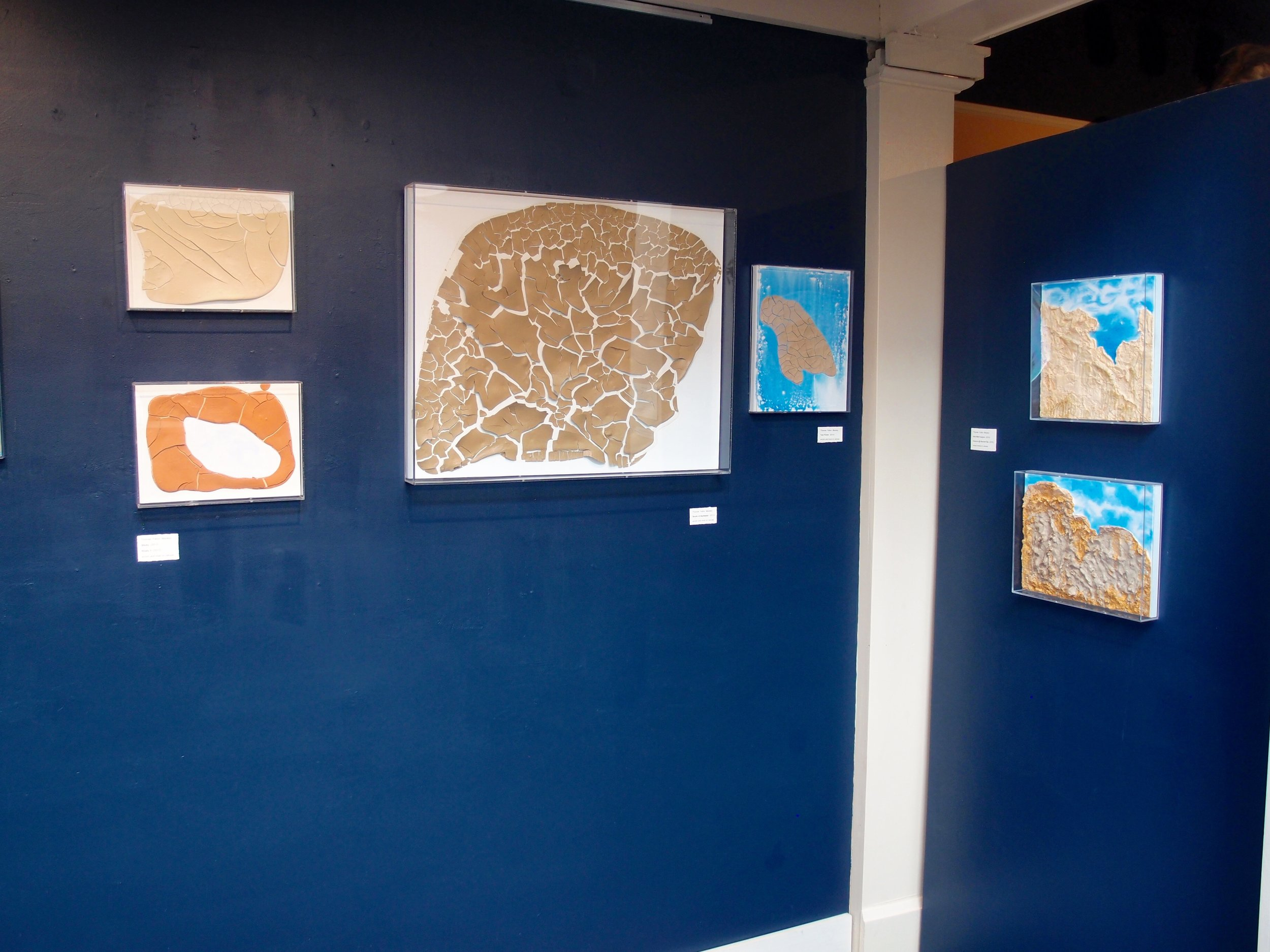 Study I (2013)  Study II (2013)  South of Badwater (2013)  Red Wall Canyon (2019)  Canyon @ Second Dip (2019)