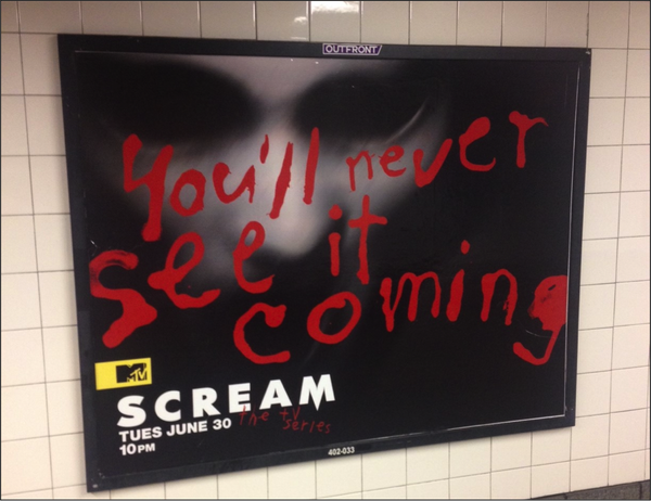 OOH:  Subway Sheets, NYC, Various Stations