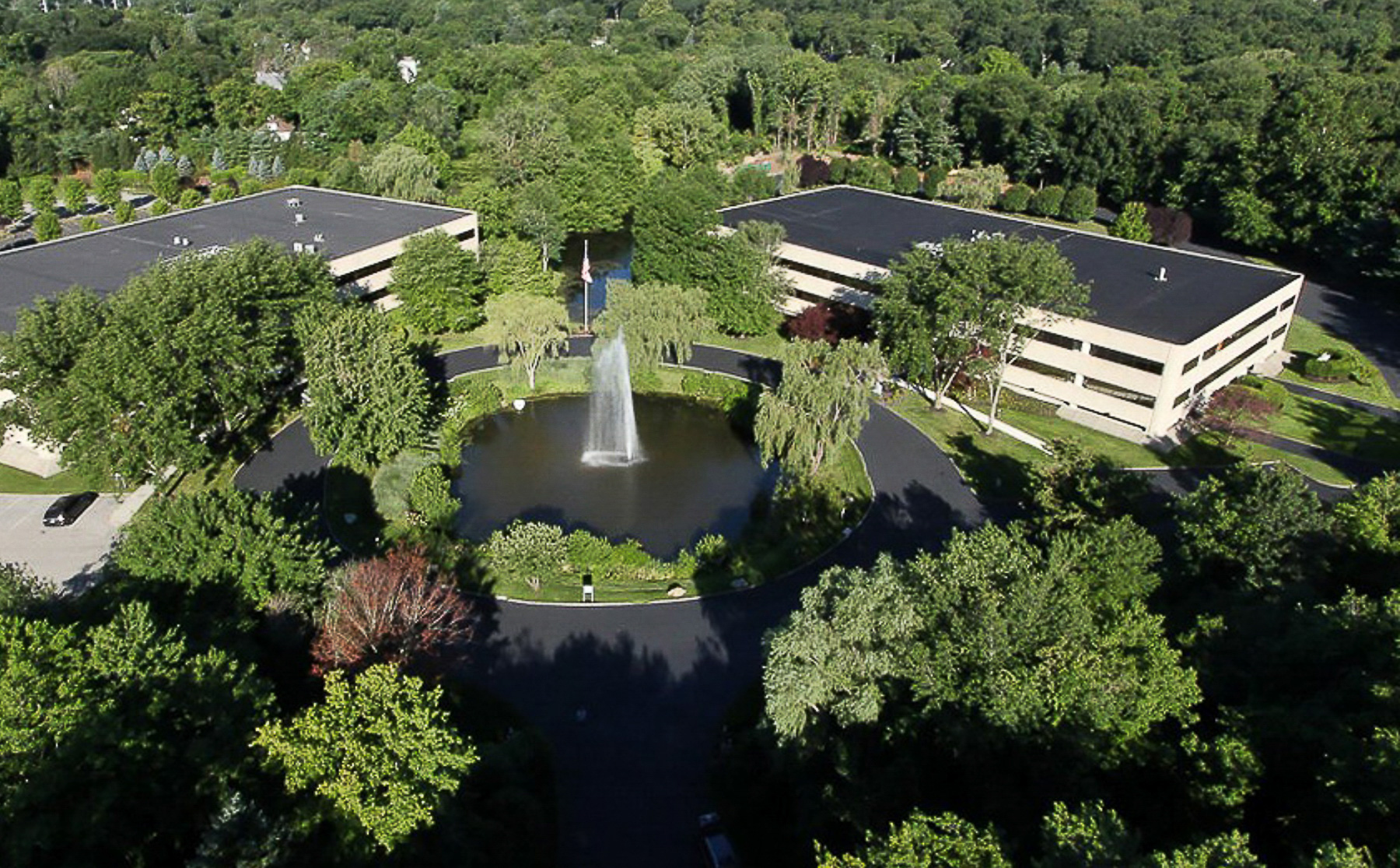 Westport Aerial View