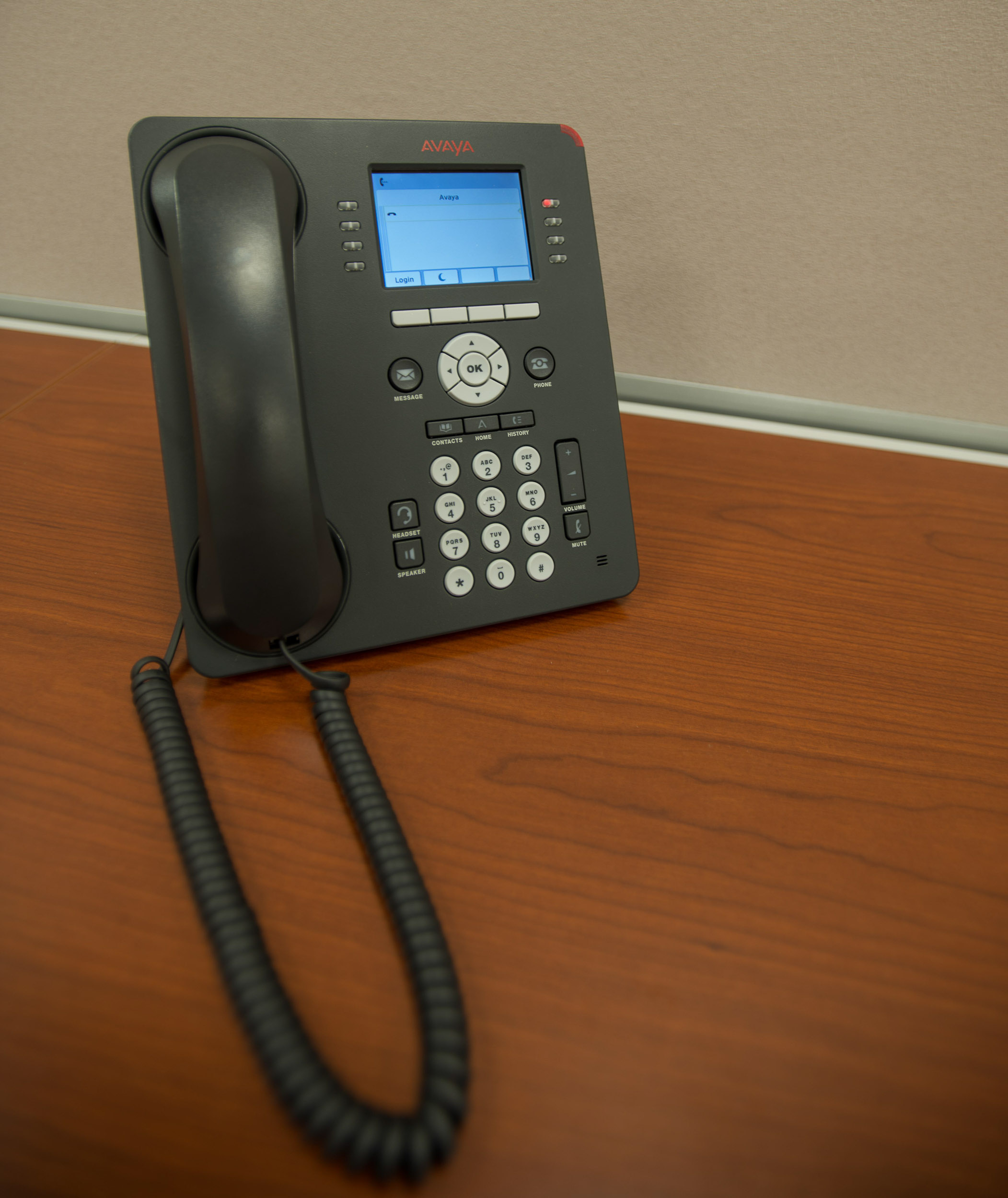 Avaya IP Phone w/domestic calls included