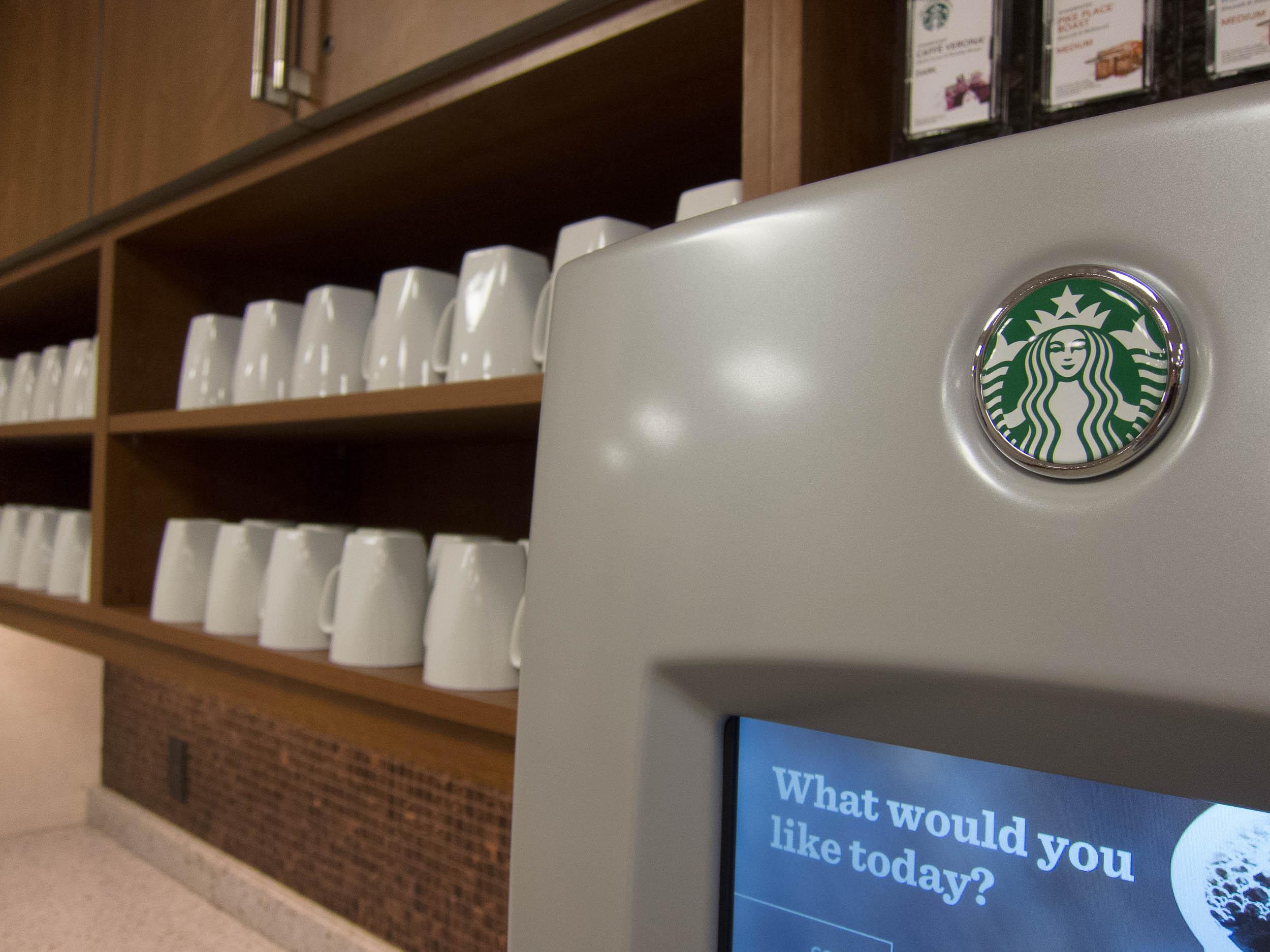 Premium Starbucks Beverage Service