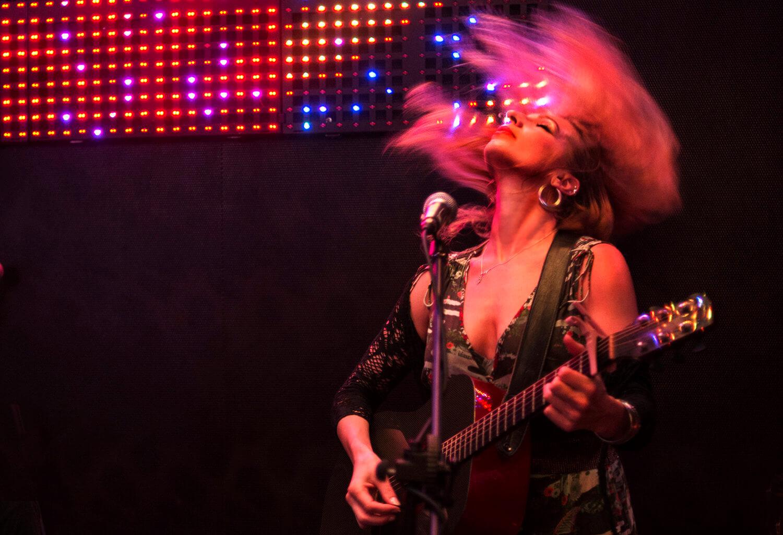 Tori Sparks Live Photo: Ivor Lugo